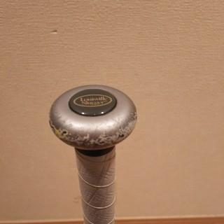 ルイスビルスラッガー(Louisville Slugger)の【美品】14年式革ゴムカタリストソフトボール3号84*680ミドル(バット)