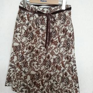ニューヨーカー(NEWYORKER)のニューヨーカー スカート 9号 M(ひざ丈スカート)