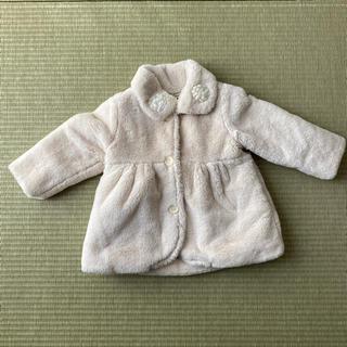 シマムラ(しまむら)のファーコート サイズ90(コート)