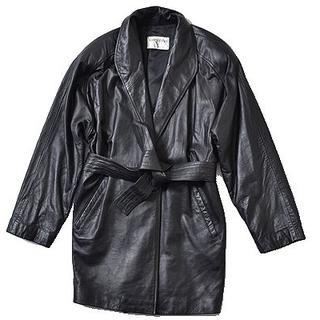 ヴァレンティノ(VALENTINO)の◇Valentino◇sizeF vintage leather coat(その他)