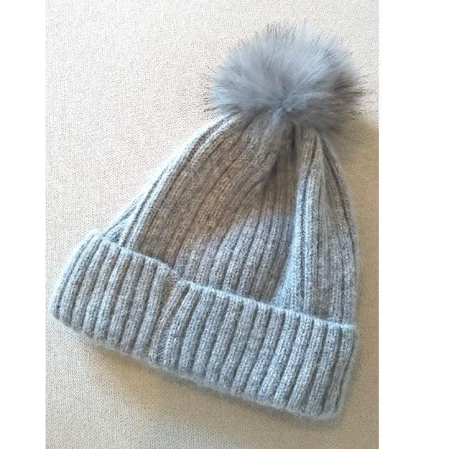 BEAUTY&YOUTH UNITED ARROWS(ビューティアンドユースユナイテッドアローズ)のユナイテッドアローズ ニット帽 レディースの帽子(ニット帽/ビーニー)の商品写真