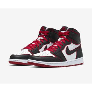 ナイキ(NIKE)のNIKE AIR JORDAN 1 RETRO BLOODLINE 28cm(スニーカー)