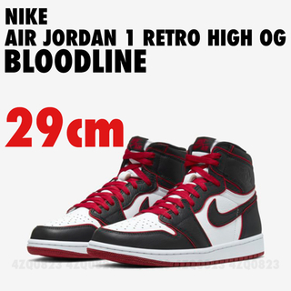 ナイキ(NIKE)の29cm AIR JORDAN 1 RETRO HIGH OG BLOODLIN(スニーカー)
