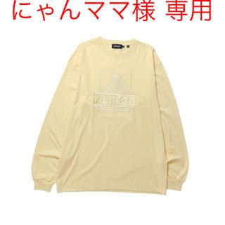 エクストララージ(XLARGE)のエクストララージ ロンT ⚠️専用ページです❗️(Tシャツ/カットソー(七分/長袖))