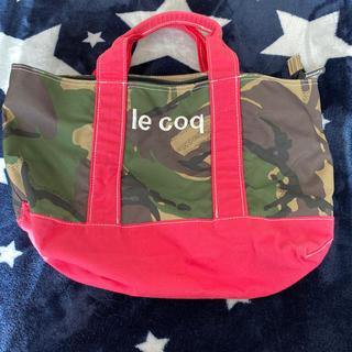 ルコックスポルティフ(le coq sportif)のlecoq トートバッグ(トートバッグ)