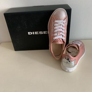 DIESEL - DIESELスニーカー 36