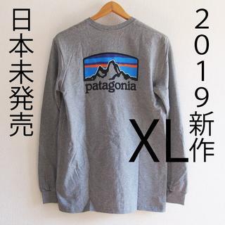patagonia - XL 日本未発売 パタゴニア 新品ロングスリーブ フィッツロイ ホライゾンズ