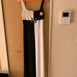 フェンディ(FENDI)のFENDIのドレス(ロングワンピース/マキシワンピース)