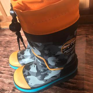 ムーンスター(MOONSTAR )のmoonstar 長靴 16センチ(長靴/レインシューズ)