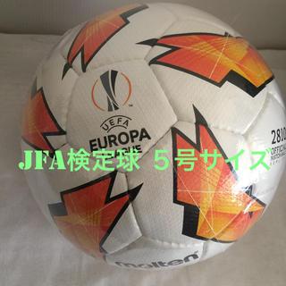モルテン(molten)のモルテン UEFA Europe League  5号検定球 サッカー(ボール)