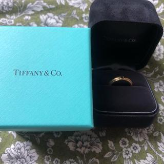ティファニー(Tiffany & Co.)のティファニーT ツーナローリング(リング(指輪))