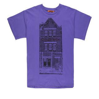 Maison Martin Margiela - vyner articles/19ss/tshirt/purple