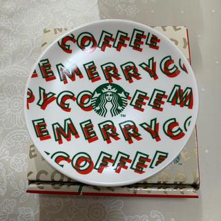 Starbucks Coffee - 【スタバ】クリスマスノベルティ(小皿)