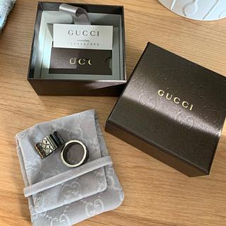 グッチ(Gucci)の【新品未使用】グッチ ペアリング GUCCI ディマンティッシマ 正規品(リング(指輪))