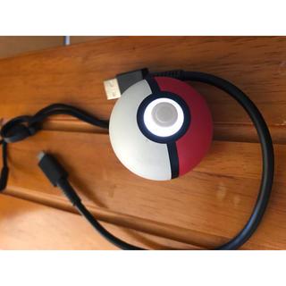 ポケモン(ポケモン)のポケモン モンスターボールPlus(携帯用ゲーム機本体)