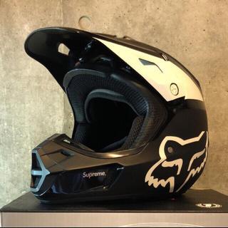 シュプリーム(Supreme)のSupreme Fox Racing V2ヘルメット サイズM シュプリーム(ヘルメット/シールド)