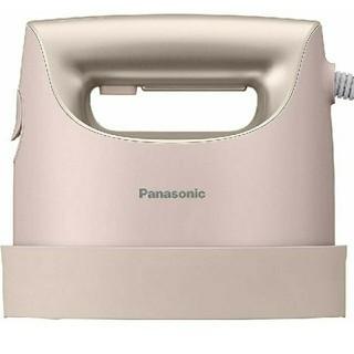 Panasonic - 【新品未開封】Panasonic スチームアイロン NI-FS750 ピンク