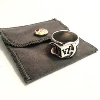 ヴィヴィアンウエストウッド(Vivienne Westwood)のVivienne Westwood ベルトリング ヴィヴィアン リング M(リング(指輪))