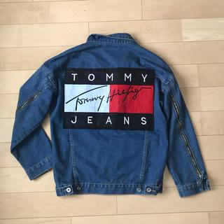 トミー(TOMMY)のTOMMYJEANS★デニムジャケット(Gジャン/デニムジャケット)