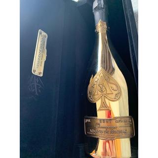 Dom Pérignon - アルマンド ゴールド 送料込