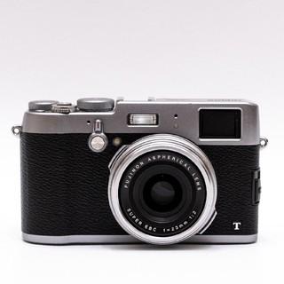 富士フイルム - [訳アリ]FUJIFILM 富士フイルム X100T コンパクトカメラ
