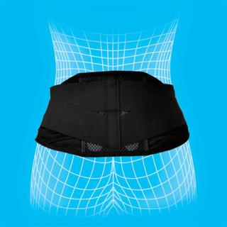 ワコール(Wacoal)のbonbone(ボンボン)腰コルセット ストレイン L 腰痛対策 産後 介護 黒(マタニティ下着)