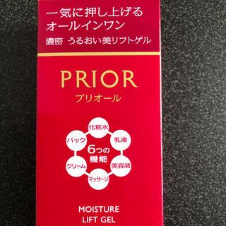 プリオール(PRIOR)の新品 プリオール うるおい美リフトゲル(オールインワン化粧品)