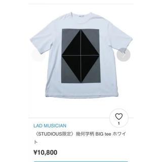 ラッドミュージシャン(LAD MUSICIAN)のLAD MUSICIAN ラッドミュージシャン  幾何学 ビッグtシャツ  (Tシャツ/カットソー(半袖/袖なし))