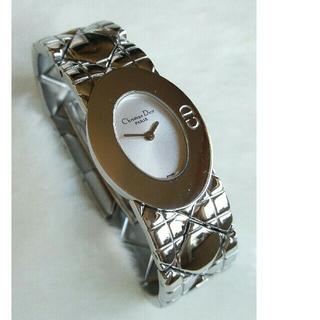 クリスチャンディオール(Christian Dior)のディオール腕時計 レディースクォーツ(腕時計)