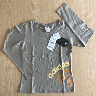 アディダス(adidas)の「新品」アディダス 長袖Tシャツ(Tシャツ(長袖/七分))