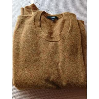 ユニクロ(UNIQLO)のユニクロ 薄手ニット(ニット/セーター)