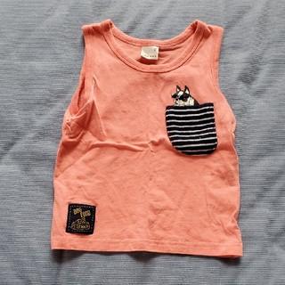 プティマイン(petit main)のランニング プティマイン 90(Tシャツ/カットソー)
