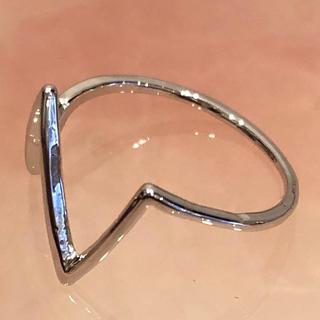アクセサリー ファッションリング シルバー×サンダーフレーム(リング(指輪))