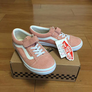 VANS - vans  21㎝ OLD SKOOL 新品