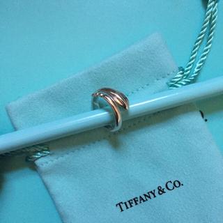 ティファニー(Tiffany & Co.)のティファニー スネークリング日本サイズ6号 シルバー(リング(指輪))