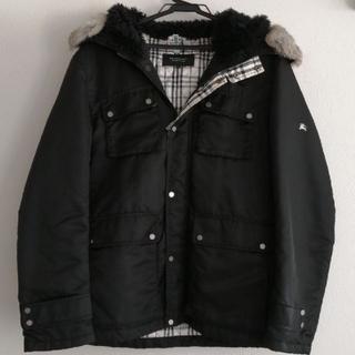 バーバリーブラックレーベル(BURBERRY BLACK LABEL)のバーバリーブラックレーベル コート 黒(その他)