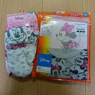 Disney - 女の子 肌着 下着 パンツ セット