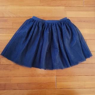 エイチアンドエム(H&M)のチュチュスカート 110 H&M(スカート)