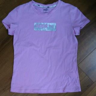 プーマ(PUMA)のプーマ テイシャツ(Tシャツ(半袖/袖なし))