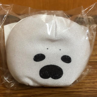 カドカワショテン(角川書店)の恋するシロクマ あざらしキーチェーン(キャラクターグッズ)