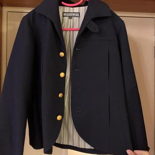 ビームスボーイ(BEAMS BOY)のbeamsboy modenwork ジャケット ネイビー 紺ブレ(テーラードジャケット)