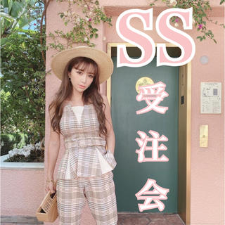 エイミーイストワール(eimy istoire)のSS受注会(その他)