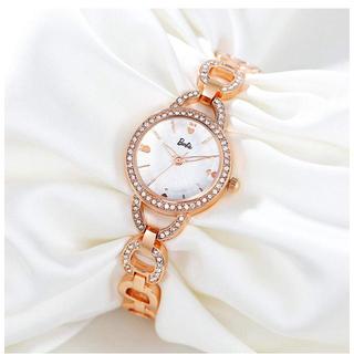 バービー(Barbie)のバービー 時計 プリンセスシリーズ 日本製 ムーブメント ラインストーン付 (腕時計)