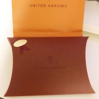 ユナイテッドアローズ(UNITED ARROWS)のユナイテッドアローズ♡新品未使用フィンガーレスグローブ(手袋)