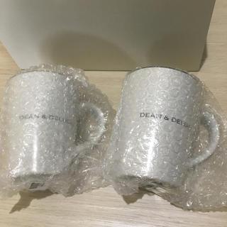 ディーンアンドデルーカ(DEAN & DELUCA)の新品未開封 DEAN&DELUCA マグカップ(グラス/カップ)