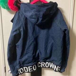 ロデオクラウンズ(RODEO CROWNS)のロデオクラウンズ  デニムアウター (ミリタリージャケット)