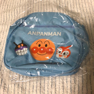 アンパンマン - アンパンマンリュク ブルー プレゼント