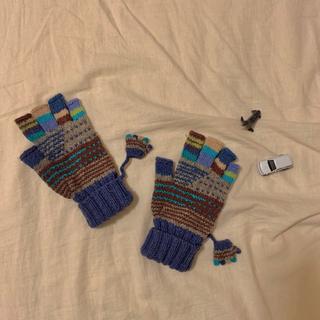 ニコアンド(niko and...)の手袋(手袋)