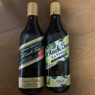 KALDI - カルディ 濃縮紅茶アールグレイ、ラ.フランス