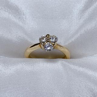 sp 3pcs ダイヤモンド リング(リング(指輪))